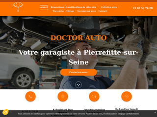 Garage à Pierrefitte sur Seine