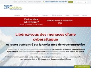 ARS Solutions Cybersécurité