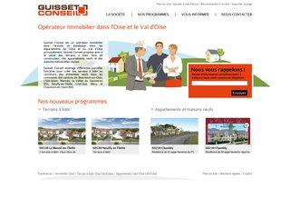 Guisset conseil immobilier dans l'Oise