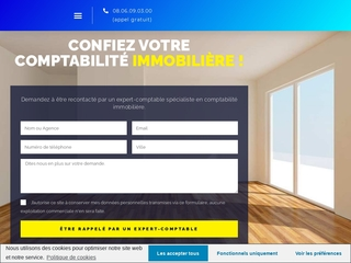 Plan comptable immobilier