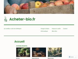 Acheter-bio