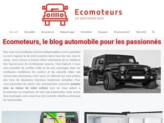 Portail d'information sur le secteur automobile