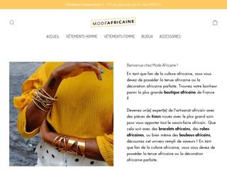 Vêtements et mode africaine