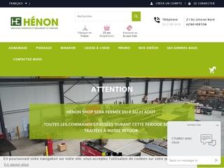 Hénon Shop