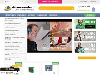 Domo Confort, domotique et motorisation