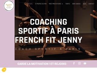 Coach de sport à Paris