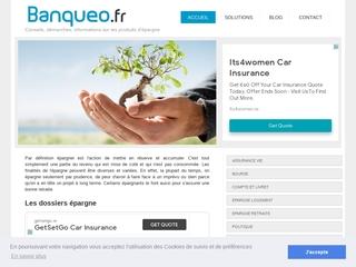 Blog Banqueo - Finance, épargne