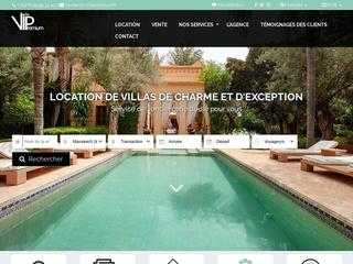 Villa Premium : location villa luxe marrakech
