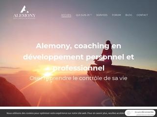 Arielle Lemony, coach en développement personnel
