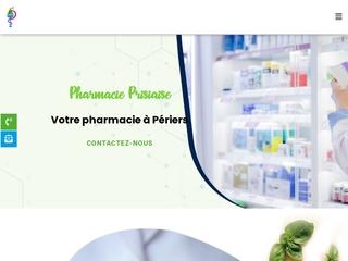 Prisiaise : Pharmacie à Périers