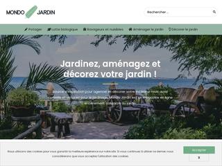 MondoJardin, blog jardinage et aménagement extérieur