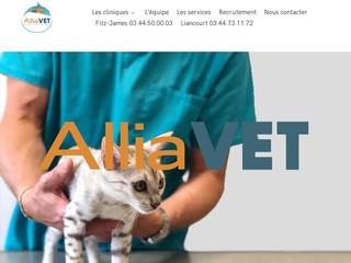 Alliavet clinique vétérinaire de l'Oise à Liancourt