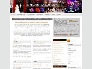 DJ Macon - Votre sonorisation à Macon