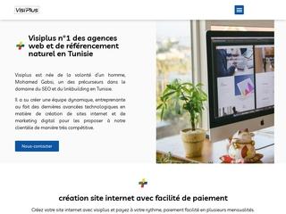 VisiPlus, première agence de référencement en Tunisie