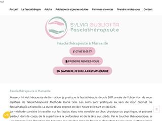 Sylvia Gugliotta, votre fasciathérapeute à Marseille