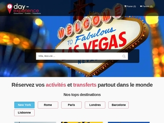 Réservation en ligne : visites guidées, transferts et tickets