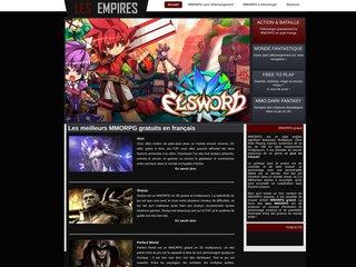 MMORPG gratuit en français