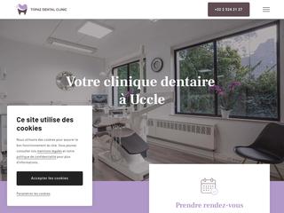 La clinique dentaire Topaz d'Uccle