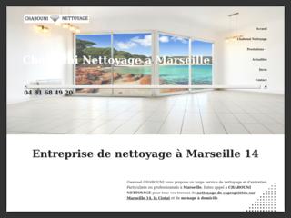 Entreprise de nettoyage à Marseille
