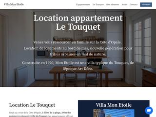 Location appartement le Touquet - Location week end le Touquet