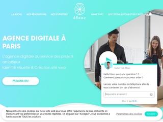 4Beez Agency, les experts du web et du graphisme à Paris