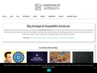 Blog Compatibilité Astrale