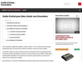 Guide d'achat pour bien choisir une Groovebox
