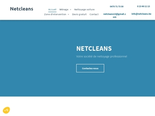 Votre société de nettoyage à Bruxelles