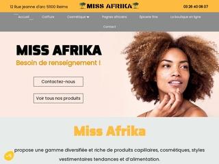 Boutique de coiffure à Reims
