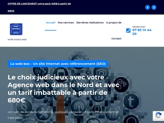 Agence web louisservices