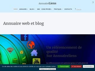 Référencement optimisé de sites internet et blog en ligne.