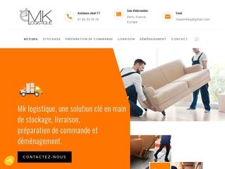 Société de logistique à Aubervilliers