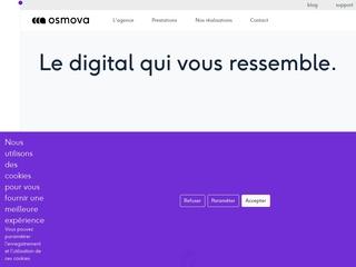 Agence web Osmova