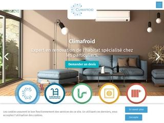 Climafroid - installation de pompes à chaleur près de Caen (14)
