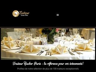 Traiteur Cacher Paris