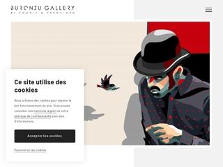 La Buronzu Gallery à Liège
