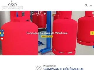 Fabrication des bouteilles de gaz GPL en Tunisie