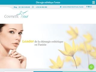 Chirurgie esthétique en Tunisie prix pas cher