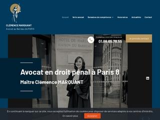Une avocate pour les victimes de violences domestiques à Paris 8