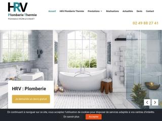 HRV Plomberie Thermie, votre entreprise de plomberie à Rennes