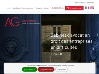 Votre cabinet d'avocats pluridisciplinaire à Paris 8