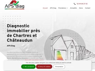 APS Diag, votre entreprise de diagnostic immobilier à Chartres