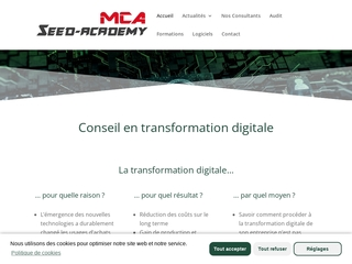 MCA Seed Academy