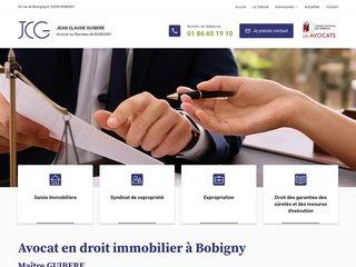 Votre avocat en droit immobilier à Bobigny