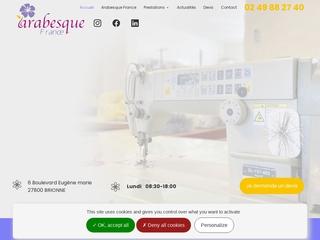 Fabrication et personnalisation de vêtements professionnels