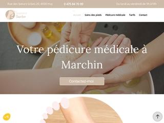 Laurence Charlier: Pédicure médicale à domicile à Huy
