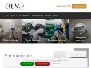 Domotique DEMP
