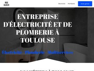 Électricien et plombier à Toulouse