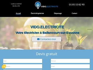 Dépannage électrique à Ballancourt-sur-Essonne (Evry)