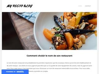 Restaurant italien l'important paris - Blog